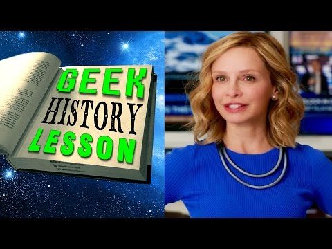 History of Cat Grant (Supergirl) - Geek History Lesson