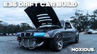 Building A Drift Car - 1JZ BMW E36 - [EP5]
