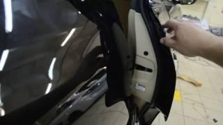 Lexus LX570 доводчики дверей Slamstop