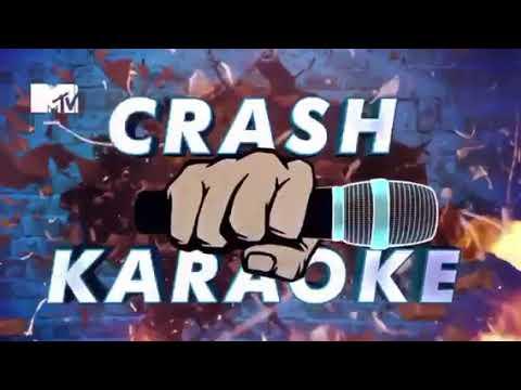 Nikki Phillip Spotted on MTV's Crash Karaoke!