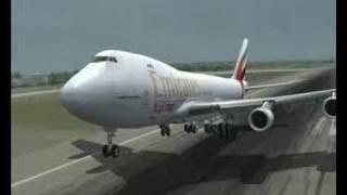 """FS2004: """"Jet-Landings"""""""
