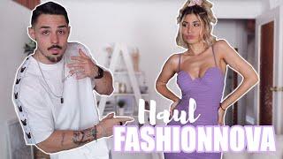 MI NOVIO REACCIONA y PUNTUA mis Outfits 🔥 Haul FASHIONNOVA ♡ | @patrizienta