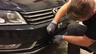 GUIDE: Att montera LED-ramp på personbil