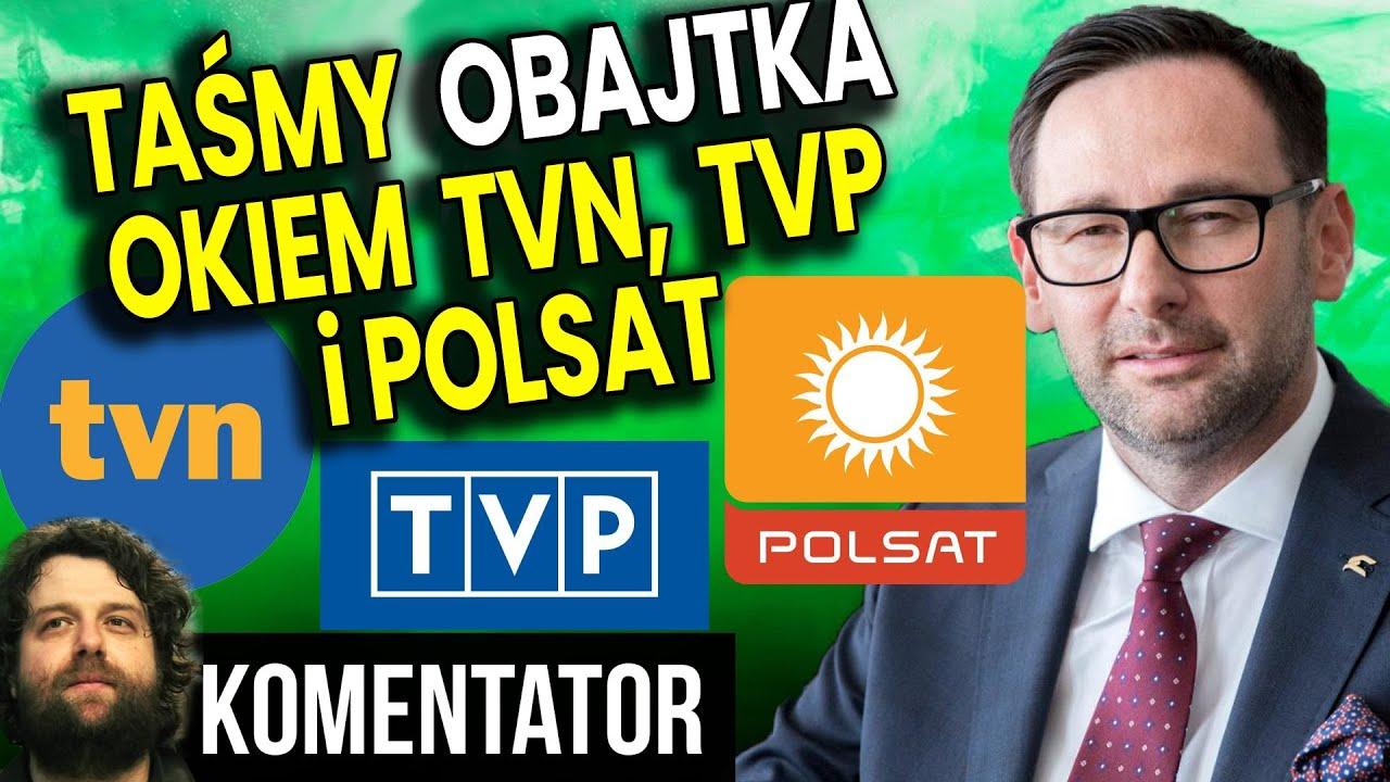 Taśmy Obajtka Okiem TVN, TVP i Polsat [WIDEO] - 3 Zupełnie Różne Podejścia - Analiza Komentator Ator