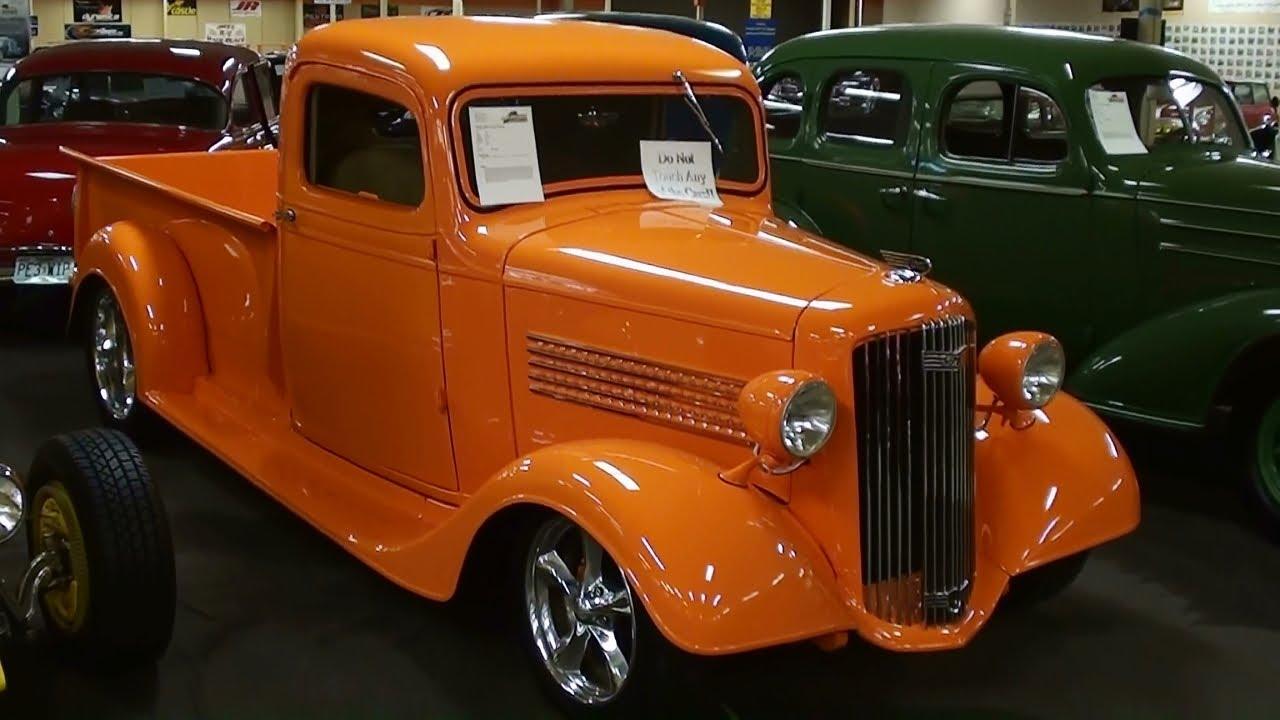 1936 GMC T-14 Street Rod Pickup