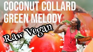 Coconut Collard Green Melody