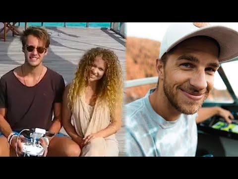 Travel YouTubers Tragically Die In Canada Waterfall Accident