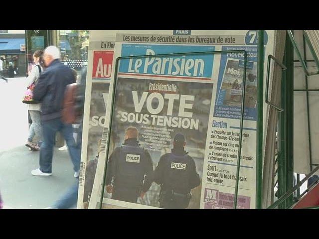 <h2><a href='https://webtv.eklogika.gr/' target='_blank' title='Η «ώρα της κάλπης» έφτασε για τη Γαλλία'>Η «ώρα της κάλπης» έφτασε για τη Γαλλία</a></h2>