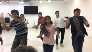 IBM Hyderabad Flashmob Performance