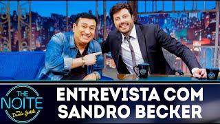Baixar Entrevista com Sandro Becker | The Noite (13/12/18)