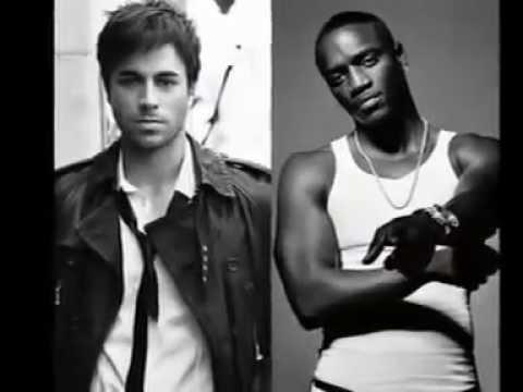 AKON - Enrique Iglesias - One Day At A Time  [HD  AUDIO]
