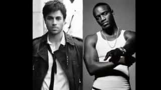 Download AKON - Enrique Iglesias - One Day At A Time  [HD  AUDIO] MP3 song and Music Video