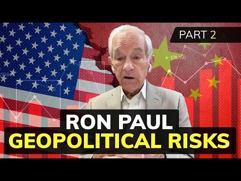 Ron Paul: The Real Reasons Behind U.S. – China Tensions