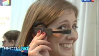 видео Компания Vuzix представила новые очки-компьютер Smart Glasses M100