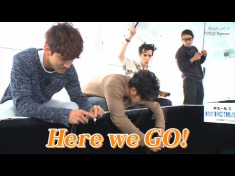 TVXQ - The Gold Mission #26 (Eng Sub)