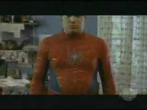 jack black spiderman trailer