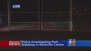 Rockville Centre Stabbing