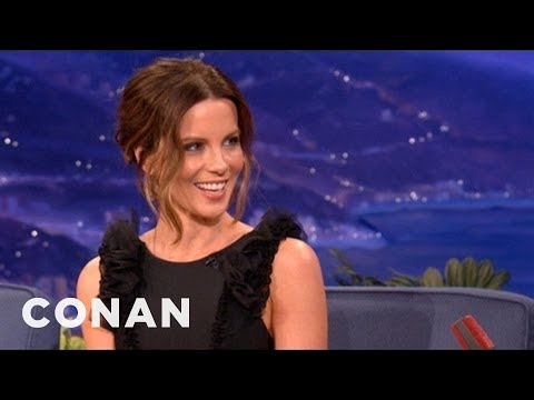 Kate Beckinsale Almost Played The Three-Breasted Prostitute - CONAN on TBS