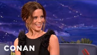 kate beckinsale almost played the three breasted prostitute conan on tbs