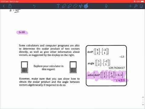 Mathematics Specialists Unit 1 Chapter 8 Part 4 thumbnail