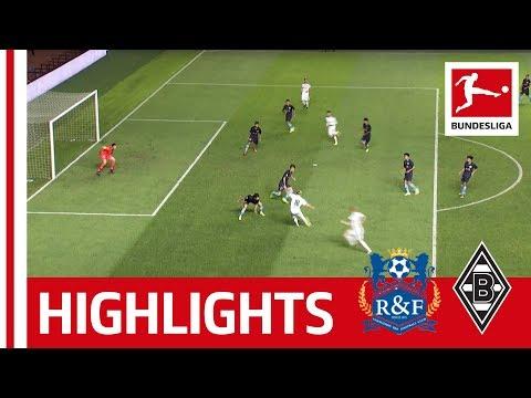 Brilliant Curler & Goal from World Champion - Guangzhou R&F - Borussia M'gladbach | 0-4 | Highlights