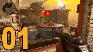 THE BEGINNING - Call of Duty WW2 Road to Commander - Part 1