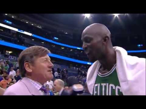 "Kevin Garnett - ""Bar Fight"" Interview"