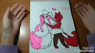 Мои рисунки фнаф #14