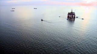 Meet Big Foot: Chevron's Floating Skyscraper