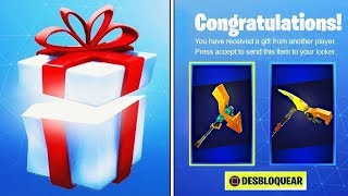 HOW TO UNLOCK 2 FREE PICOS IN FORTNITE! - FORTNITE REGALA NEW OBJECTS!