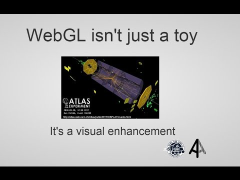 The visual web of today and tomorrow - WebGL and WebVR.