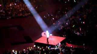 20101222 劉德華 UNFORGETTABLE 演唱會 心只有你 720P