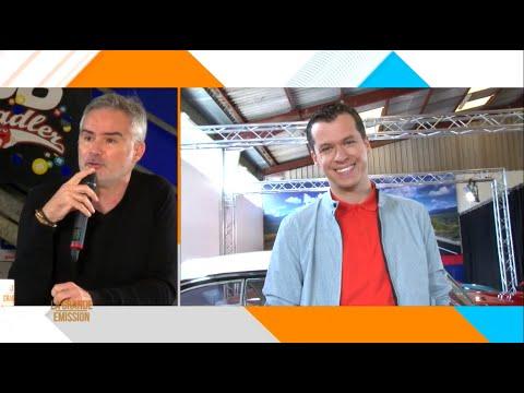Mister Riviera Blog Dans La Grande Emission D'Azur TV (2018.03.26) - Les Régimes De Stars