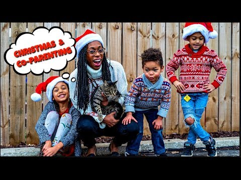 CHRISTMAS & CO-PARENTING | Britt's Space | Vlog