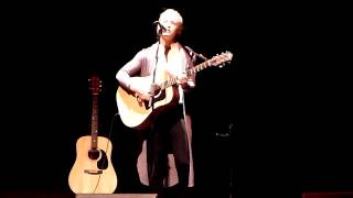 Laura Marling - Alpha Shallows @ Prince Music Theater in Philly - 8/30/13