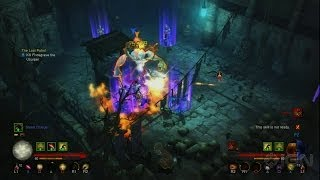 diablo iii on ps4 gameplay demo ign live e3 2014