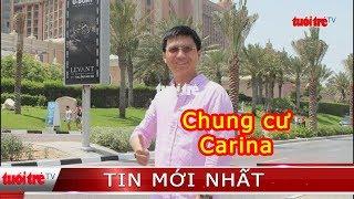 ⚡ NÓNG   Khởi tố, bắt tạm giam giám đốc công ty là chủ đầu tư chung cư Carina