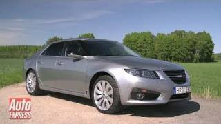 Saab 9-5 driven review - Auto Express