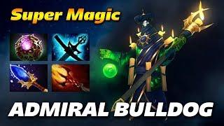 AdmiralBulldog Rubick - Super Magic Carry - Dota 2 Pro Gameplay
