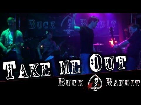 Buck Bandit - Take Me Out | Live in Marias Ballroom, Harburg, 02.05.2014