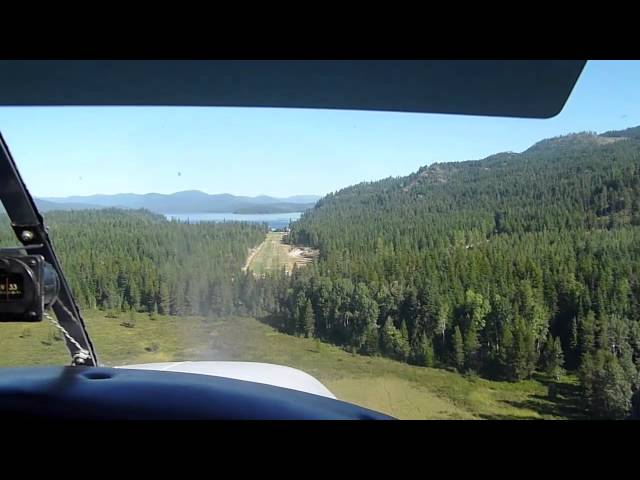 Sullivan Lake, WA and Cavanaugh Bay, ID fly-in camping, Labor Day weekend 2011
