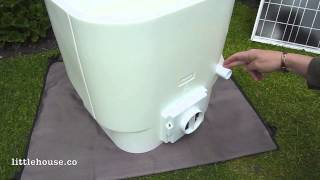 Separett Weekend Dry / Composting Toilet Overview