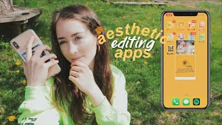 What's On My iPhone - Aesthetic editing apps for instagram