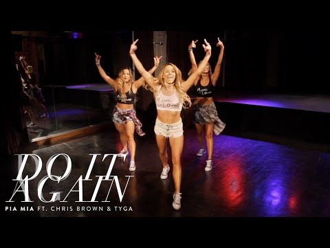 Pia Mia - Do It Again ft. Chris Brown, Tyga (Dance Tutorial)