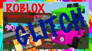 Roblox (lumber tycoon 2) GLITCH (STILL WORKING)