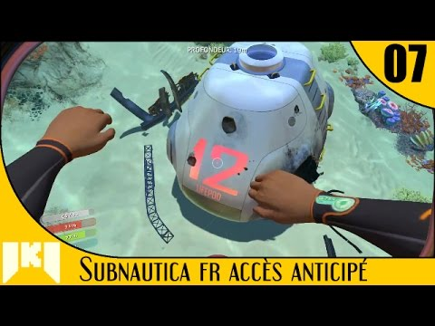 [FR] Subnautica Accès Anticipé – 07 – Exploration de fragments de l'Aurora