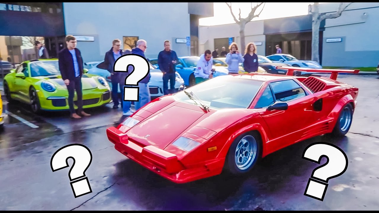THE FIRST SUPERCAR EVER MADE!!!? - YouTube
