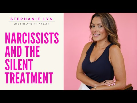 Why Do Abusers Give the Silent Treatment | Narcissist Tactics!