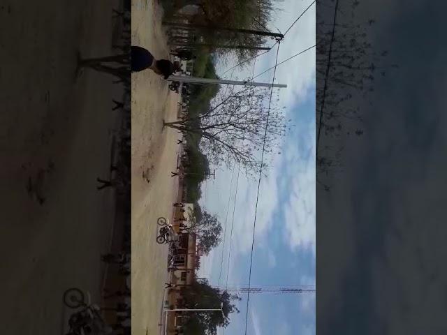 Violencia en la localidad del Chorro
