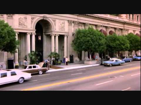 Axel Foley moving to beverly hills - ( beverly hills cop 1 , 2 )